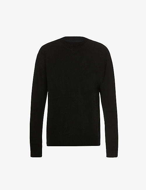 OAMC: Whistler boxy-fit wool-blend jumper