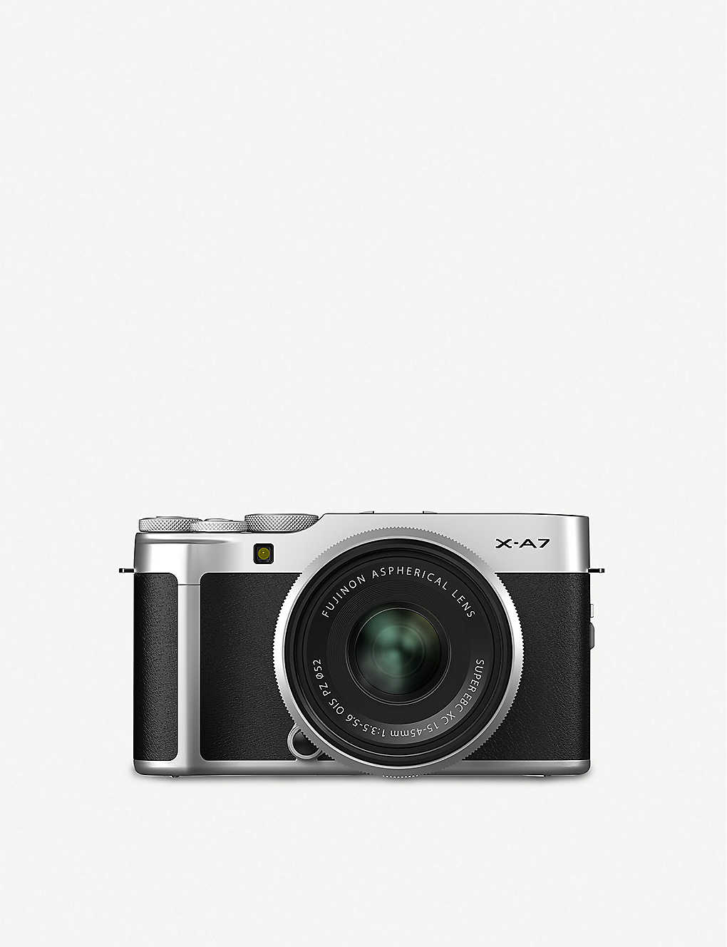 FUJIFILM: X-A7 mirrorless digital camera kit