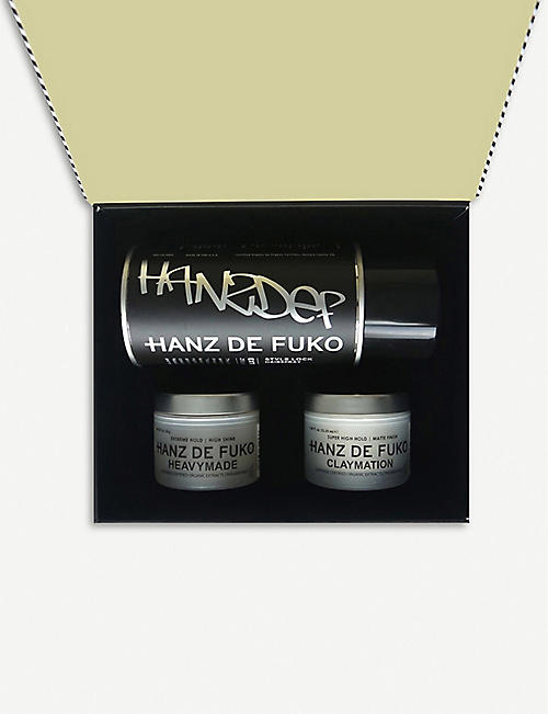HANZ DE FUKO: Ultimate Styling Kit