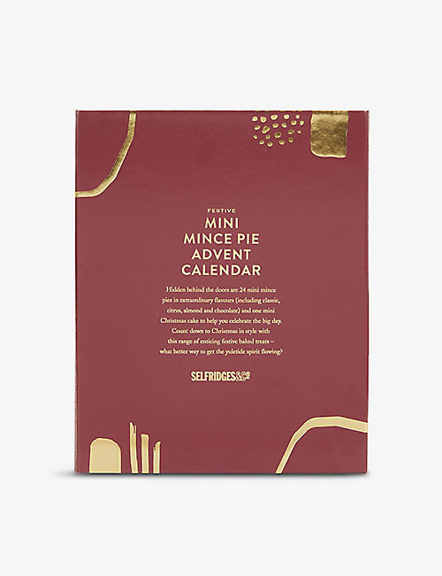 SELFRIDGES SELECTION: Selfridges Bakery Advent::