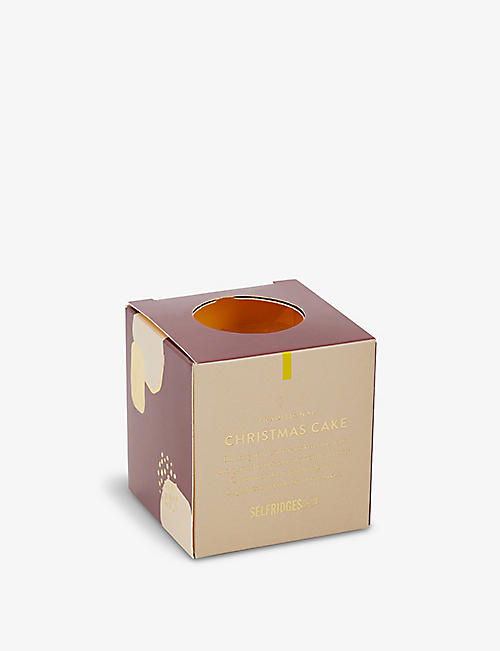 SELFRIDGES SELECTION: Mini Traditional Christmas cake 140g