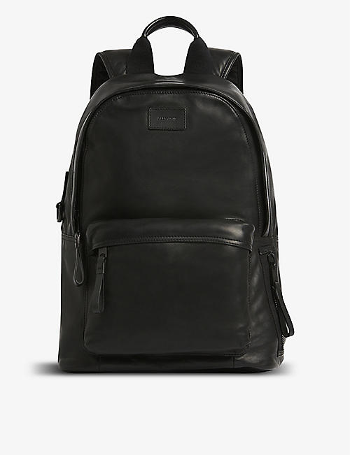 ALLSAINTS: Arena leather backpack