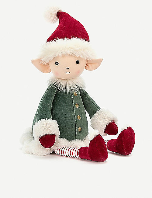 JELLYCAT: Leffy elf extra-large soft toy 76cm