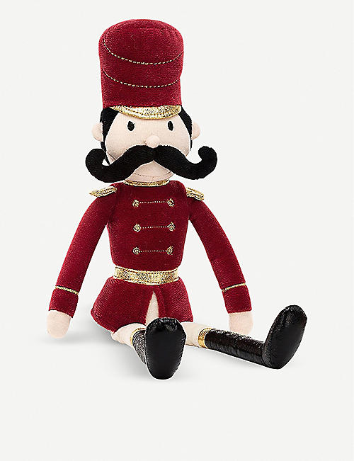JELLYCAT: Nutcracker soft toy 34cm