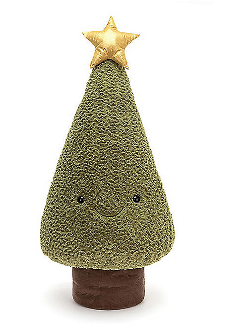 JELLYCAT: Amuseable Christmas Tree soft toy 28cm