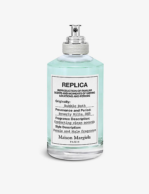 MAISON MARGIELA: Replica Bubble Bath eau de toilette 100ml