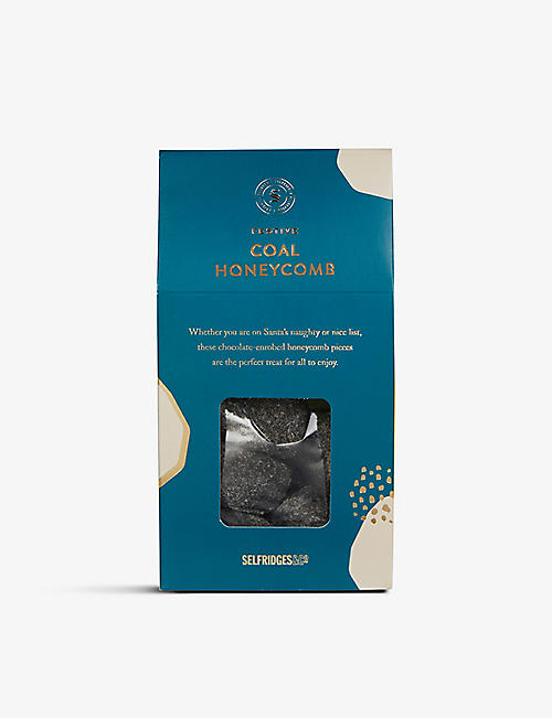 SELFRIDGES SELECTION: Honeycomb Coal 150g