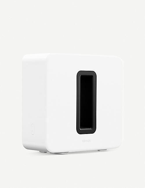 SONOS: Sub Gen 3 wireless subwoofer