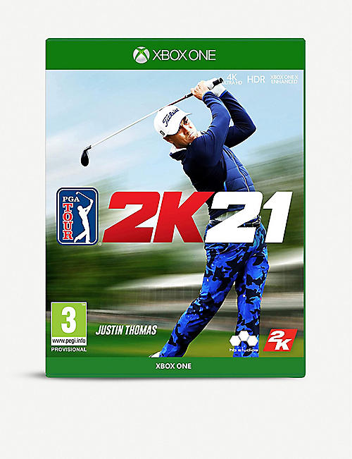 MICROSOFT: PGA Tour 2K 21 video game