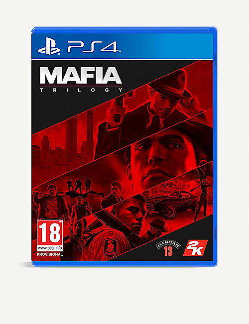 SONY: MAFIA Trilogy PS4 Game