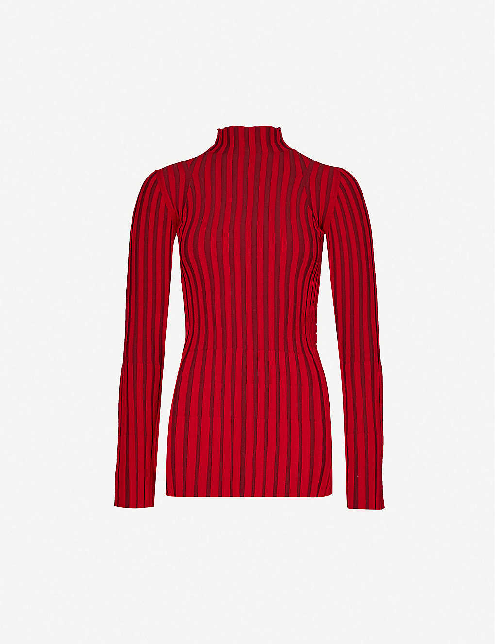 KENZO: Ribbed knitted jumper