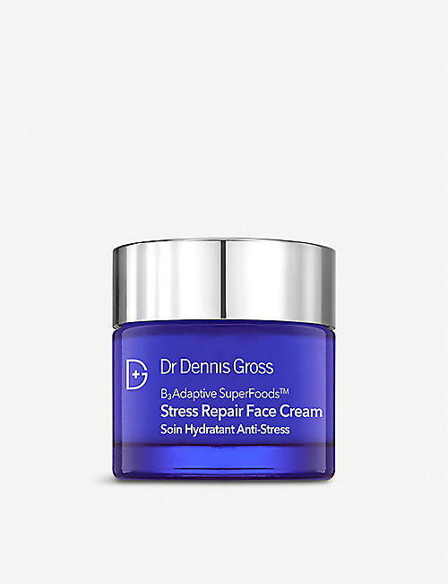 DR DENNIS GROSS SKINCARE: B<SUB>3</SUB>Adaptive SuperFoods&trade; Stress Repair face cream 60ml