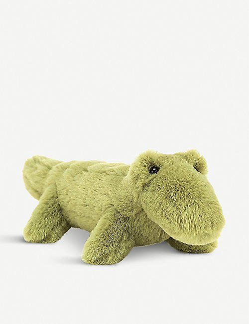 JELLYCAT: Diddle Croc soft toy 21cm