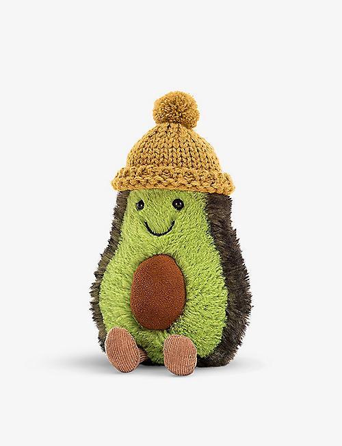 JELLYCAT: Amuseable Avocado soft toy 16cm