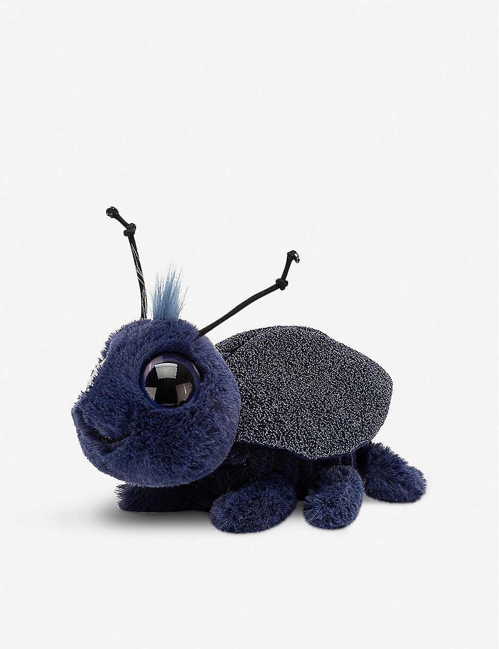 JELLYCAT: Frizzles Beetle soft toy 9cm