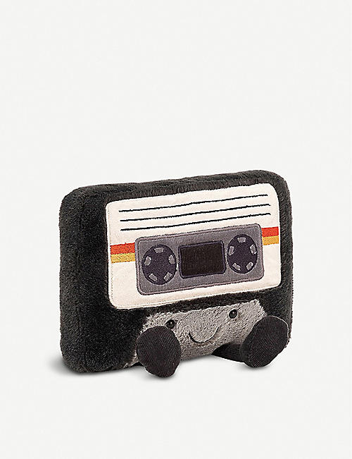 JELLYCAT: Amuseable Cassette soft toy 16cm
