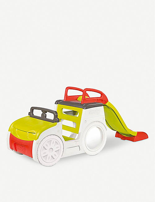 SMOBY: Outdoor Adventure Car toy 233cm