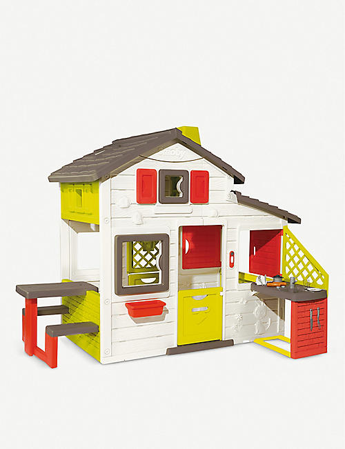 SMOBY: Playhouse and kitchen 1.55m