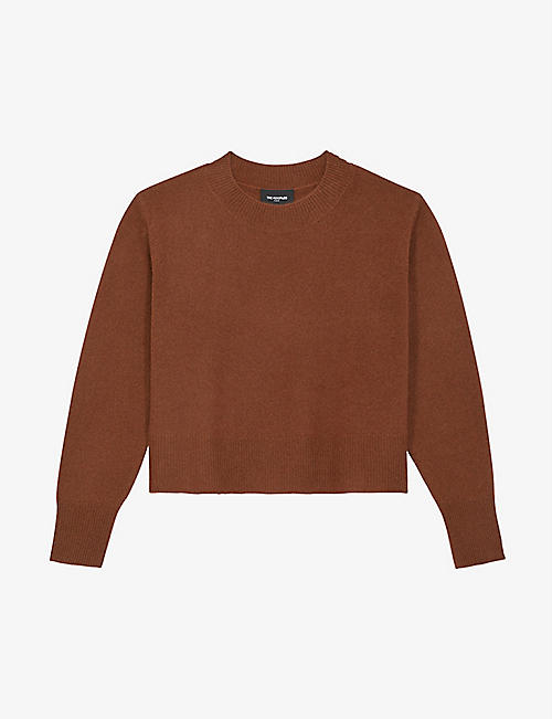 THE KOOPLES: Relaxed-fit cashmere jumper