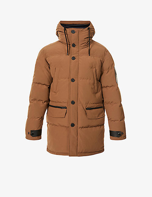 THE KOOPLES: Hooded parka jacket