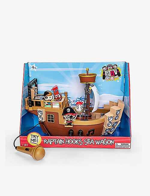 FGTEEV: Raptain Hook's Sea Wagon playset
