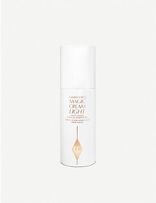 CHARLOTTE TILBURY: Magic Cream Light moisturiser 50ml