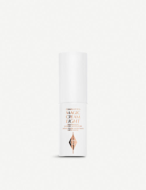 CHARLOTTE TILBURY: Magic Cream Light travel-sized moisturiser 15ml