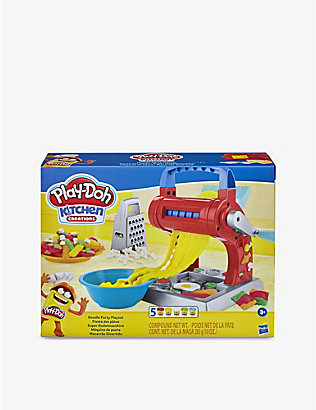 PLAYDOH: Play-Doh Kitchen Creations Noodle Party playset