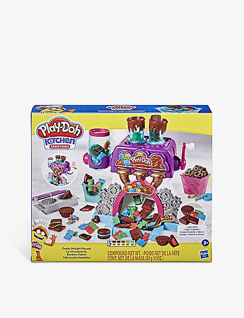 PLAYDOH: Kitchen Creations Candy Delight playset