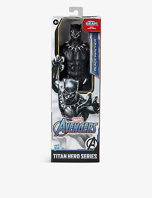 MARVEL AVENGERS: Titan Hero Black Panther figure