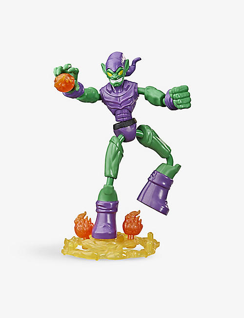 SPIDERMAN: Bend and Flex Green Goblin action figure 15cm