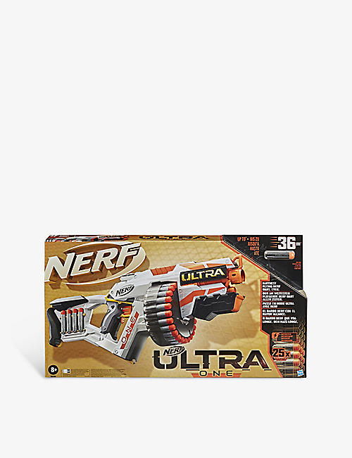 NERF: Ultra One motorised dart blaster