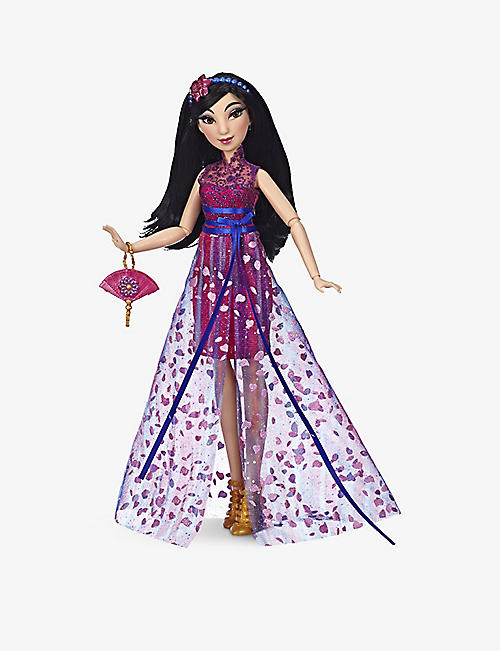 DISNEY PRINCESS: Style Series Mulan doll