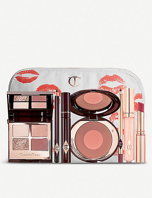 CHARLOTTE TILBURY: The Supermodel Look set