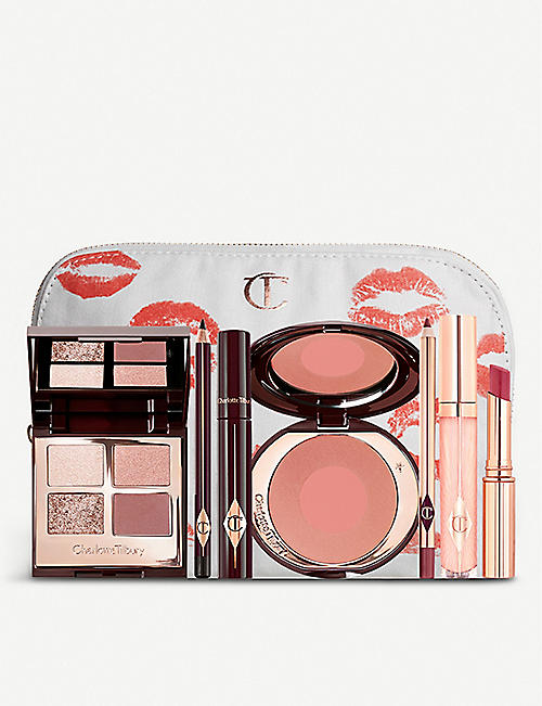 CHARLOTTE TILBURY: The Supermodel Look set worth £175