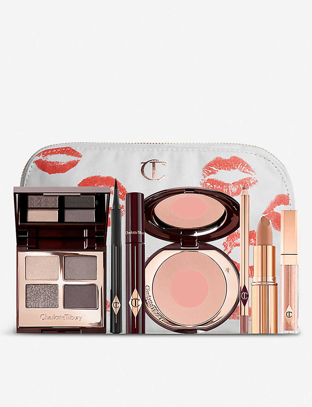 CHARLOTTE TILBURY: The Rock Chick Look set