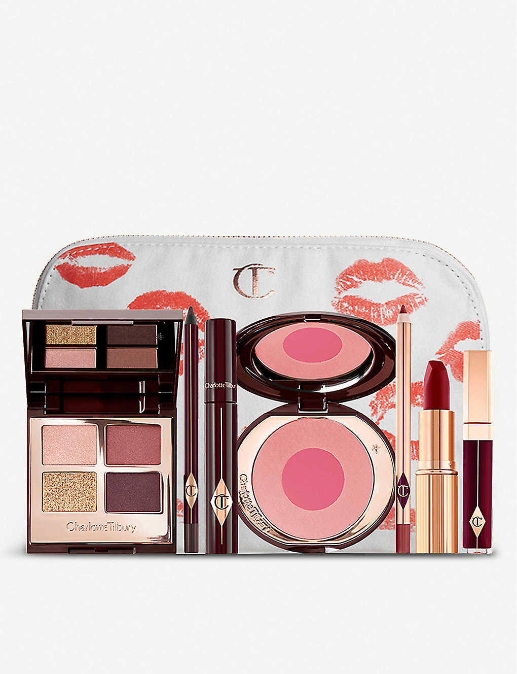 CHARLOTTE TILBURY: The Vintage Vamp Look set