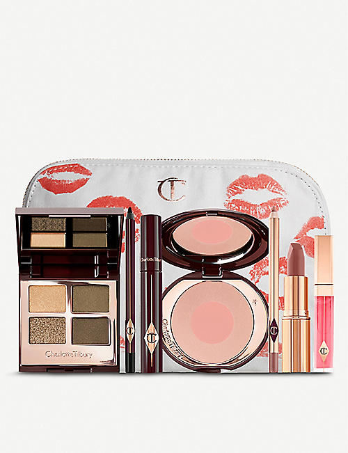 CHARLOTTE TILBURY: The Rebel Look set