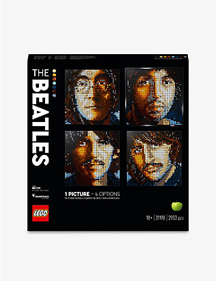 LEGO: LEGO® Art 31198 The Beatles set