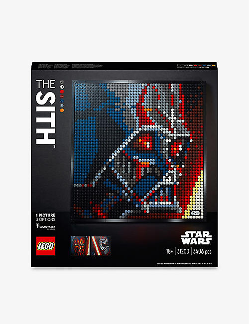 LEGO: LEGO® Star Wars™ 31200 The Sith™ set