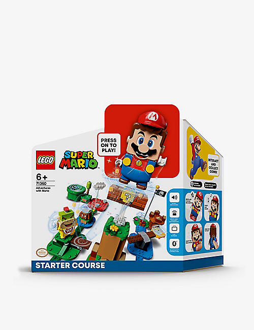 LEGO: LEGO® Super Mario™ 71360 Adventures with Mario starter set