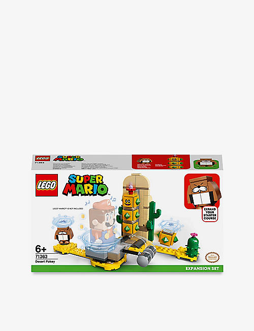 LEGO: LEGO® Super Mario™ 71363 Desert Pokey expansion set