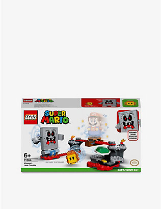 LEGO: LEGO® Super Mario™ 71364 Whomp's Lava Trouble Expansion set