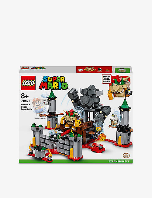 LEGO: LEGO® Super Mario™ Bowser's Castle extension pack