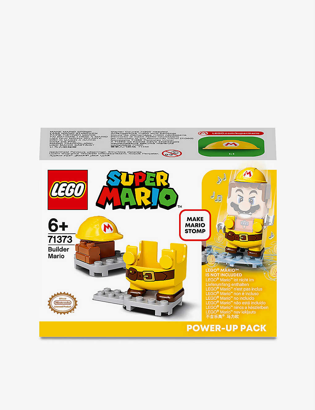 LEGO: LEGO® Super Mario™ Builder Mario power-up pack