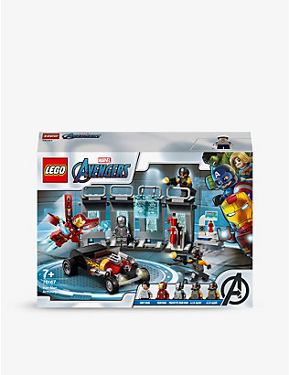 LEGO: LEGO® Marvel 76167 Iron Man Armory playset