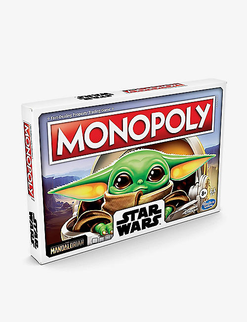 BOARD GAMES: Monopoly Star Wars: The Child board game