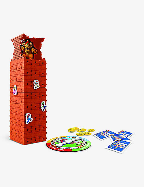 BOARD GAMES: Hasbro Super Mario Jenga