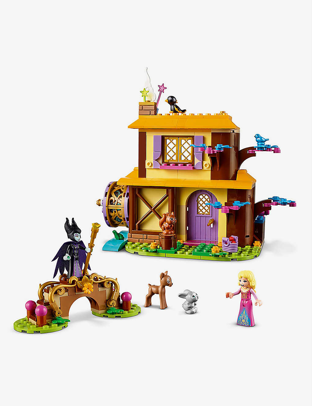 LEGO: LEGO® Disney Aurora's Forest Cottage set