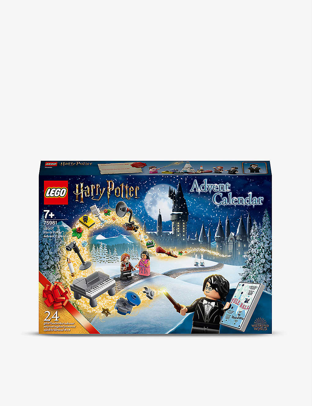 LEGO: LEGO® 75981 Harry Potter™ Advent Calendar